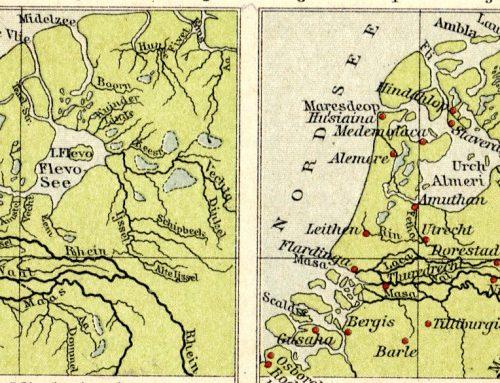 Almere zat vol paling en Friezen voor Middeleeuwse Warmteperiode er Zuiderzee van maakte