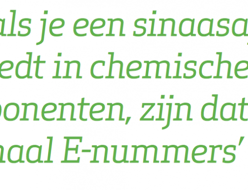 Wagenings hoogleraar Tiny van Boekel opent aanval op misleiding NGO's rond voedsel