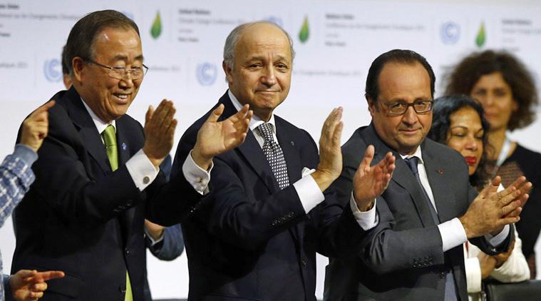 Klimaattop in Parijs CO2 reductie Visegrad Kernenergie Kortom, de Parijse berg heeft een (luidruchtige) muis gebaard Climategate.nl wisten dit al.
