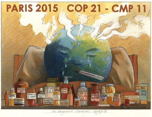 Derde verslag van COP 21