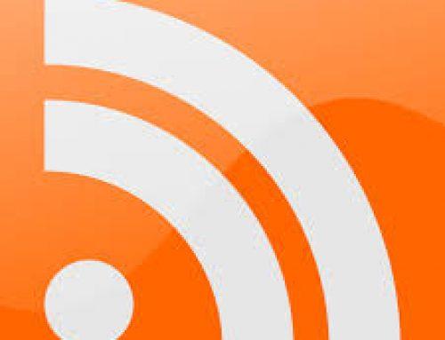 Feedreaders opgelet: ons RSS adres is aangepast naar /feed