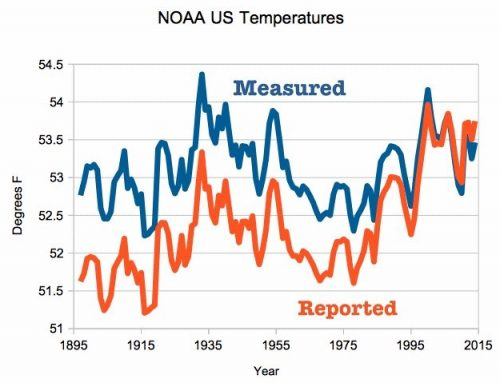 Sjoemeltemperatuur: De mens veroorzaakt historische klimaatverandering, dankzij KNMI