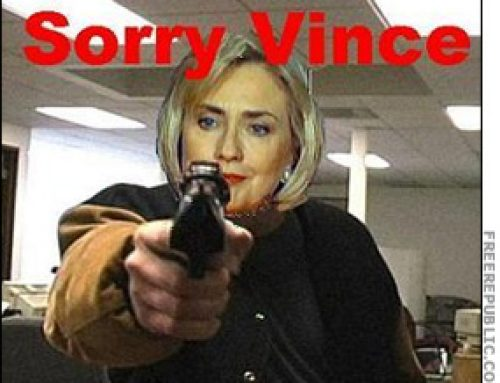 Hillarygate krankzinnige climax Climategate – boek dus Hajo's Trumplezing