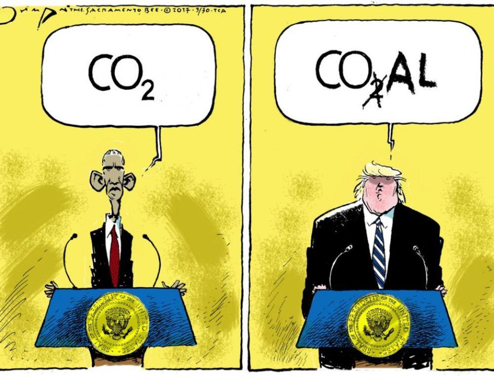 Ontrafeling Obama's klimaatbeleid
