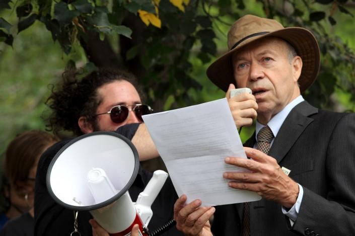 Klimaatalarmist James Hansen: pleitbezorger voor kernenergie