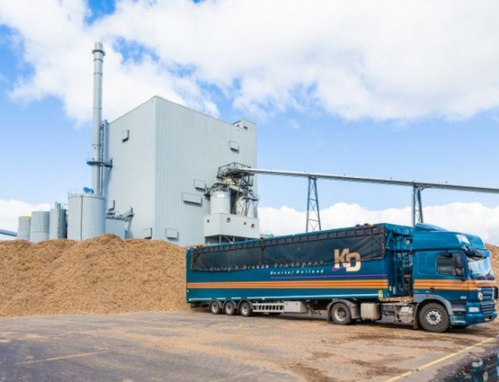 Biomassa: roofbouw op bos