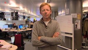 Gerrit Hiemstra onbeschroomd verspreider van klimaatonzin