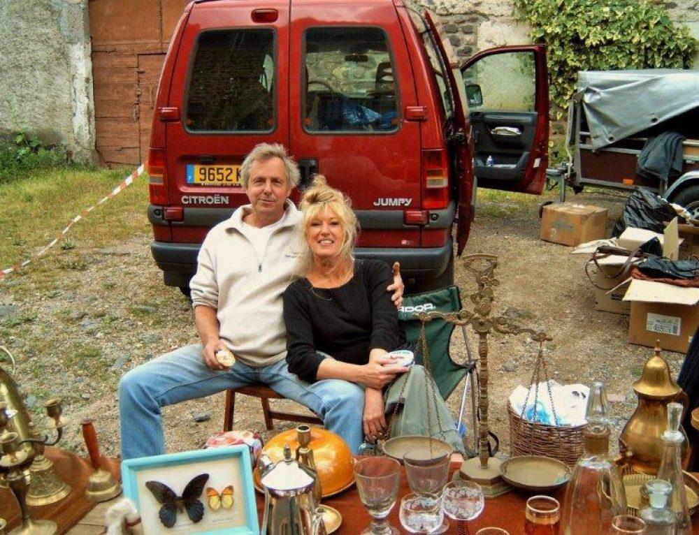 Groeten uit Auvergne