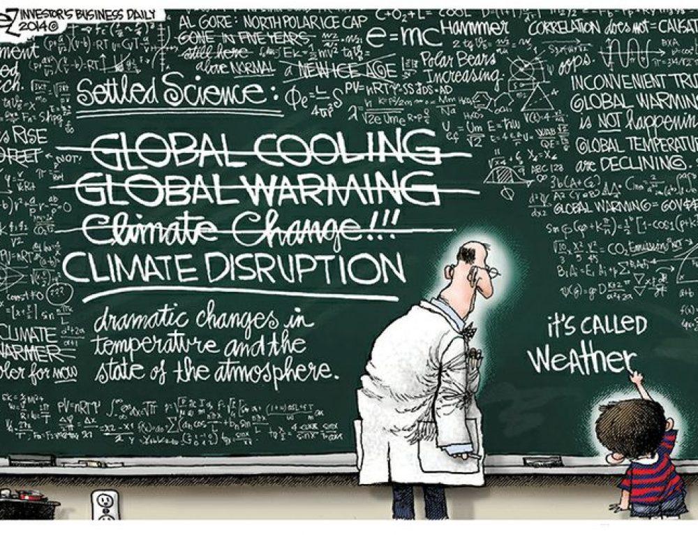 Klimaatontkenners