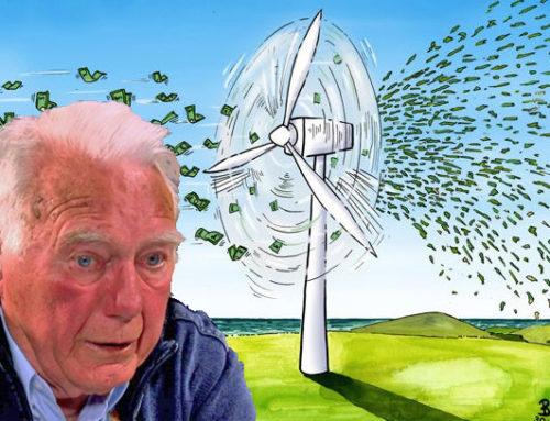 Welvaartsverlies door windenergie – de sommetjes