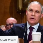 Grote schoonmaak bij 'Environmental Protection Agency' (EPA)