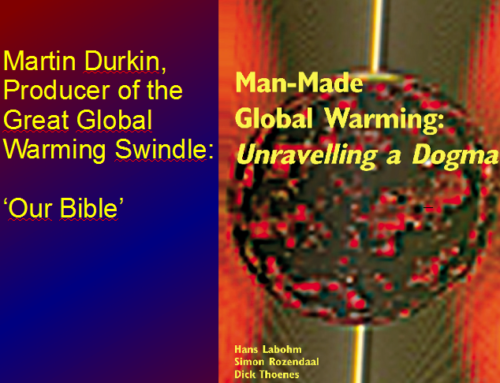 Ontrafeling van een dogma – video-registratie voordracht klimaat