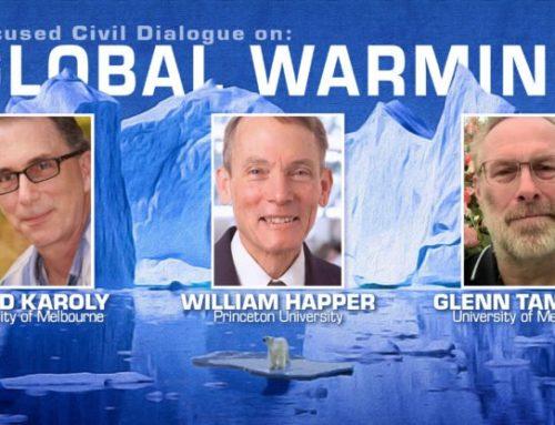 Het grote klimaatdebat: Karoly, Happer, Tamblyn