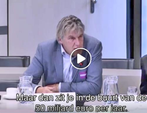 Kosten energietransitie: € 50 miljard per jaar!