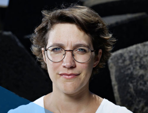Rosanne Hertzberger heeft (opnieuw) gesproken