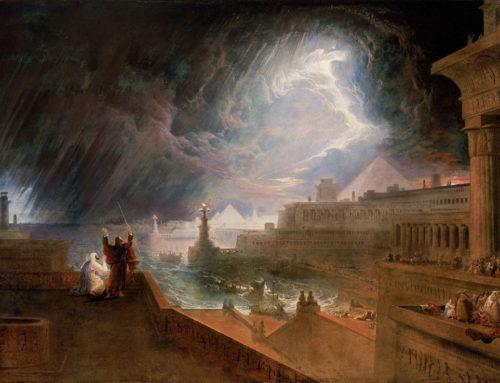 Klimaatalarmisme weer een tandje hoger – Bijbelse plagen!