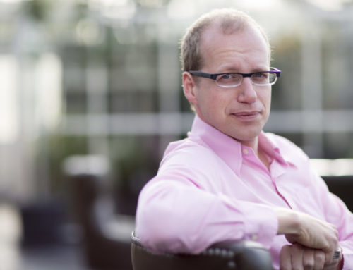 Marco Visscher: 'De energietransitie: Naar een fossielvrije toekomst, maar hoe?'