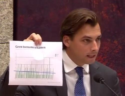 Thierry Baudet toont aan: klimaatakkoord is onbetaalbaar en nutteloos