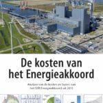 Kosten Energieakkoord eindelijk bekend