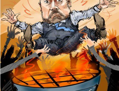 Cartooniste Mirjam Vissers over klimaat en politiek