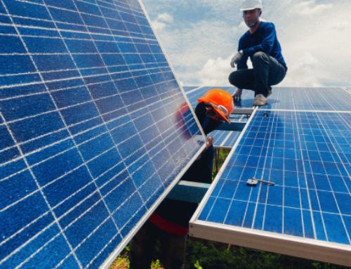 De energietransitie, de huidige stand van zaken van zonne- en windenergie op land – de sommetjes