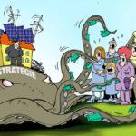 Regionale Energiestrategie fungeert als besluitvormingsfuik voor gemeenteraden