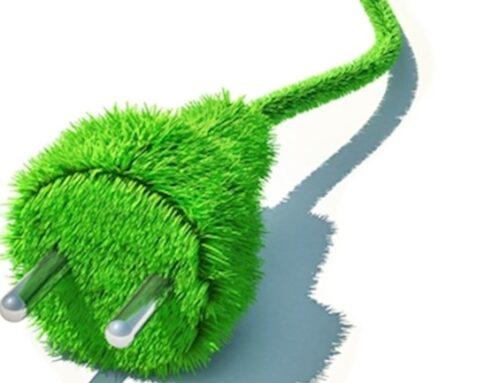 Groene stroom – een modern sprookje