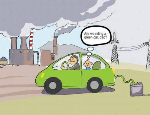 Stop met 'groenwas'praktijken!