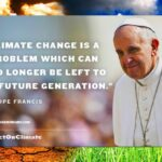 Opnieuw Pauselijke uitspraak over klimaat