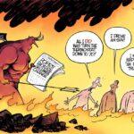 Klimaatrepressie en TV-klimaatevangelisatie