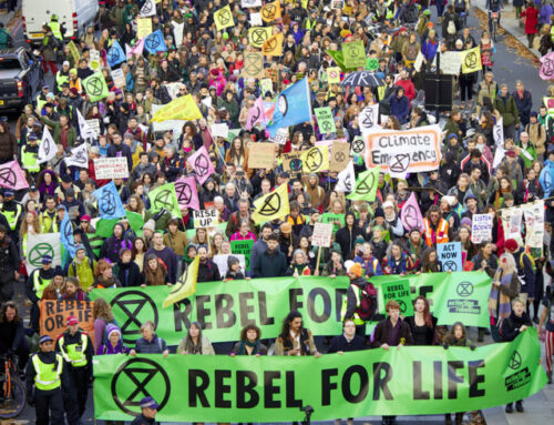 'Extinction Rebellion' & klimaathysterie