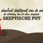 Jan Jacobs ontvangt prijs van 'Skeptische put'