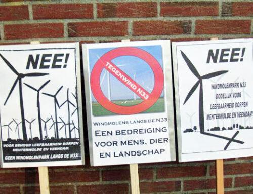 Zienswijze inzake energie- en klimaatbeleid