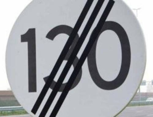 Effect op stikstof van 130 naar 100 km/u (Spoiler: dat is er niet)