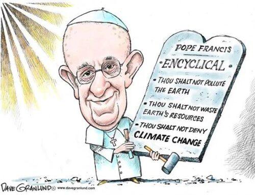 VN-klimaatpanel ontmaskerd
