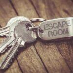 Rutte in de escaperoom