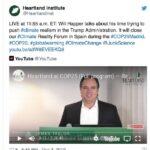 Witte Huis huiverig om claims over 'klimaatcrisis' te betwisten