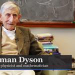 Freeman Dyson, wereldberoemd fysicus overleden - 96 jaar