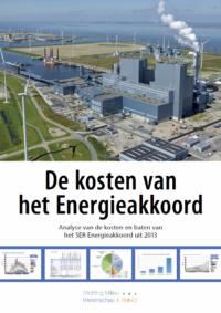 mw&b rapport Planbureau komt - na 7 jaar - met kostenberekening Energieakkoord, en zit er 50% naast... Eindelijk een (korte) reactie op het MW&B rapport!