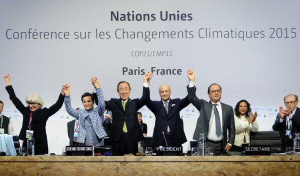 Het Klimaatakkoord van Parijs: een zelfmoordbriefje van westerse democratieën? westerse democratieën China economisch politiek en militair