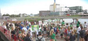 Opnieuw beroep ingesteld tegen vergunning biomassacentrale Vattenfall biodiversiteit in binnen en buitenland opwarming van de aarde