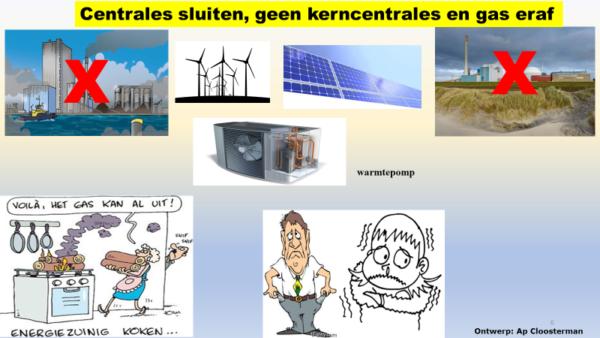 Kernenergie Tegenwind in gemeenteraad van Barneveld windmolens en zonnepanelen ap cloosterman gemeente barneveld kolencentrales