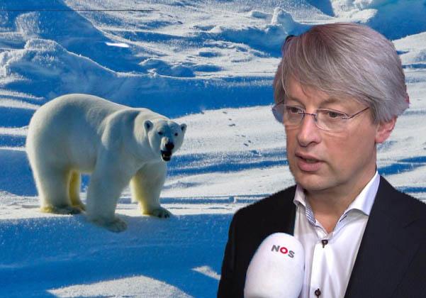 De onsterfelijke ijsbeer