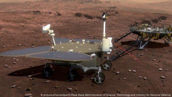 De reis naar planeet Mars en het doel van het onderzoek