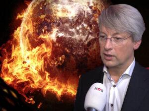 Amice-briefje aan Marcel Gelauff, hoofdredacteur NOS-journaal, over de aanwakkering van de klimaathysterie minderheidsopvattingen