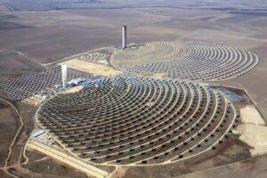 Tonopah thermische energiecentrale failliet zonne-energiecentrale toegevoegd aan de lijst met DOE-leningontvangers die failliet gingen