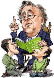 Johannes de totaal Overbodige klimaatbeleid nijpels sprookjesboek Overigens ben ik van mening dat de klimaatwet moet worden vernietigd