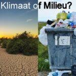 Klimaat versus milieu