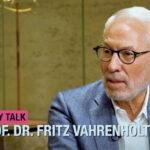 """Vahrenholt: klimaatwetenschap gepolitiseerd, zwaar overdreven, vol met """"fantasie"""", """"sprookjes""""... """"Akkoord van Parijs al dood""""!"""