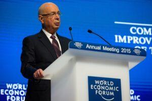 De echte klimaatcrisis manifesteert zich op het world Economic Forum klimaatverandering klimaatstakingen wereldeconomie klimaatramp